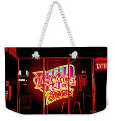 Ironage Studio Weekender Tote Bag by Kelly Awad