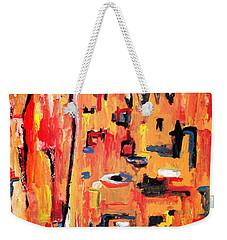 Isabel Weekender Tote Bag