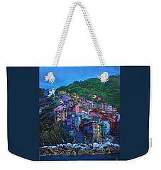 Italia Weekender Tote Bag