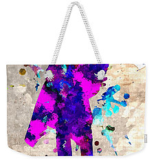 J Oker  Weekender Tote Bag by Daniel Janda
