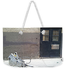 Jackhammer Weekender Tote Bag