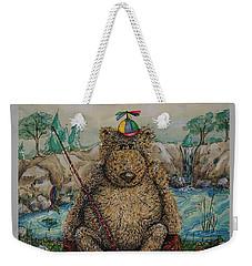 Jaden's Catch Weekender Tote Bag