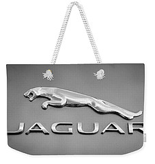 Jaguar F Type Emblem Weekender Tote Bag
