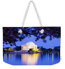 Jefferson Memorial, Washington Dc Weekender Tote Bag