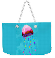 Jelly The Fish Weekender Tote Bag