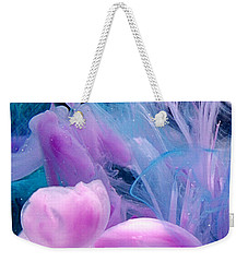 Jellyfish Dreams Weekender Tote Bag