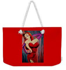 Jessica   Comic Weekender Tote Bag