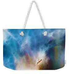 1 John 3 2. Gracious Uncertainty Weekender Tote Bag