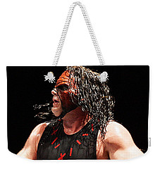 Kane The Wrestler Weekender Tote Bag