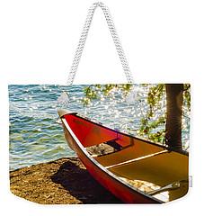 Kayak By The Water Weekender Tote Bag