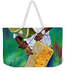 Keeper Of The Bees Weekender Tote Bag