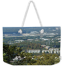 Kennesaw Battlefield Mountain Weekender Tote Bag