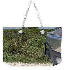 Killdeer Defending Nest Weekender Tote Bag