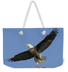 King Of The Sky 3 Weekender Tote Bag