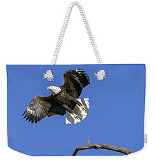 King Of The Sky 4 Weekender Tote Bag