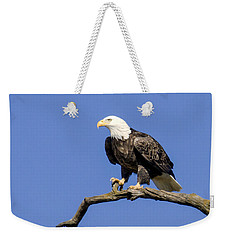 King Of The Sky Weekender Tote Bag