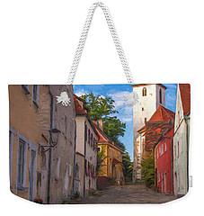 Klostergasse Vilseck Weekender Tote Bag