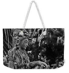 Kwan Yin Weekender Tote Bag by Craig Wood