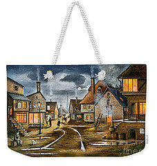Lady At The Window Weekender Tote Bag