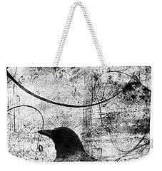 Last Call  Weekender Tote Bag by Jerry Cordeiro