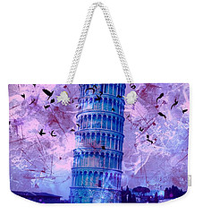 Leaning Tower Of Pisa 2 Weekender Tote Bag
