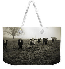 Livestock Weekender Tote Bag