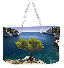 Lone Pine Tree Weekender Tote Bag