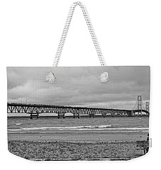 Looking North Weekender Tote Bag