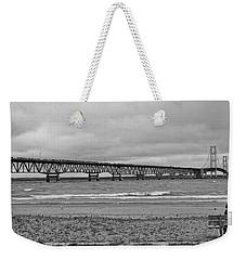 Looking North Weekender Tote Bag by Daniel Thompson