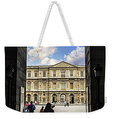 Louvre Weekender Tote Bag by Elena Elisseeva