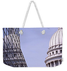 Low Angle View Of A Government Weekender Tote Bag by Panoramic Images