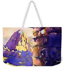 Machu Picchu Weekender Tote Bag by Ryan Fox