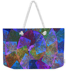 Magic Marbles Marvellous Colorful Pattern Spiral Sparkle Wonderland Kidsroom School Nursary Daycare  Weekender Tote Bag