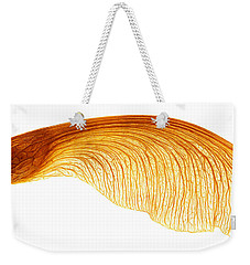 Maple Seed Pod Weekender Tote Bag