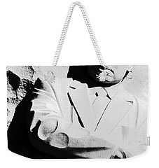 Weekender Tote Bag featuring the photograph Martin Luther King Memorial by Cora Wandel