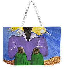 Master Of Thoughts Weekender Tote Bag