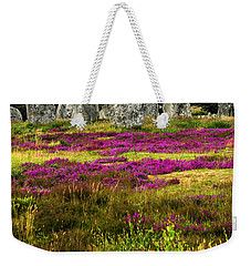 Megalithic Monuments In Brittany Weekender Tote Bag