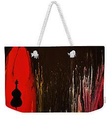 Mingus Weekender Tote Bag by Michael Cross