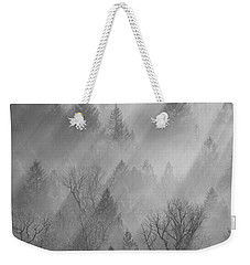 Morning Light -vertical Weekender Tote Bag