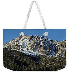 Mount Tom Weekender Tote Bag