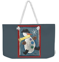 Mr. Snowjangles Weekender Tote Bag