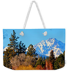 Mt Bachelor 21620 Weekender Tote Bag