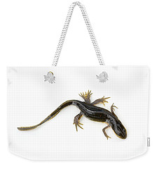Mutated Eastern Newt Weekender Tote Bag