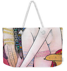 My Angel Weekender Tote Bag