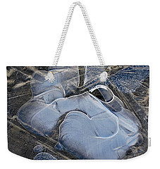 Nature Abstraction Weekender Tote Bag by Marija Djedovic