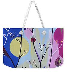 Nature's Bounty Weekender Tote Bag