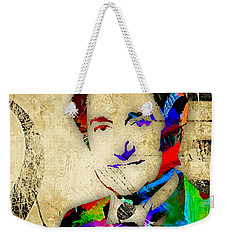 Neil Sedaka Collection Weekender Tote Bag