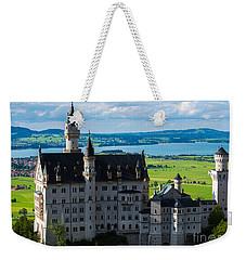 Neuschwanstein Castle - Bavaria - Germany Weekender Tote Bag