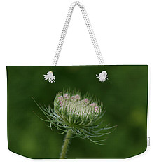 Weekender Tote Bag featuring the photograph New Beginning by Neal Eslinger