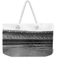 New Yankee Stadium Weekender Tote Bag by Underwood Archives